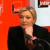 Marine Le Pen refuse un débat avec Jean-Luc Mélenchon