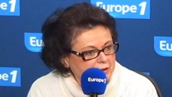 Christine boutin à l'antenne d'Europe 1