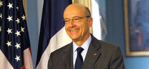 Alain Juppé, éventuel candidat pour 2017