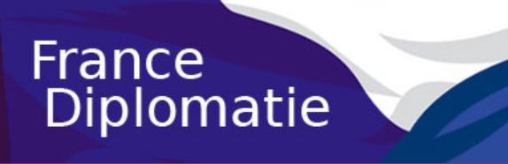Logo de la diplomatie française