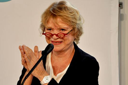 Eva Joly, candidate à la présidentielle 2012