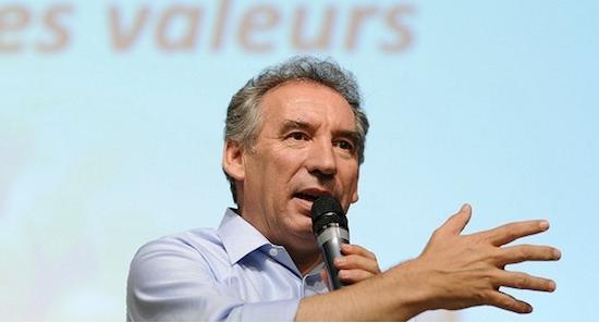 François Bayrou pour l'homoparentalité