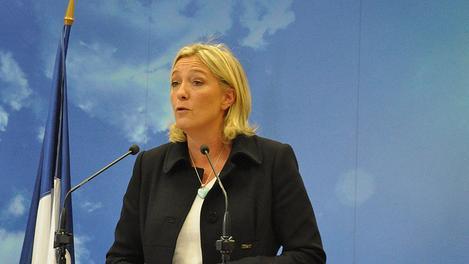 31% des français d'accords avec les idées de Le Pen