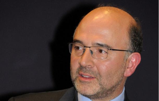 Pierre Moscovici, député socialiste