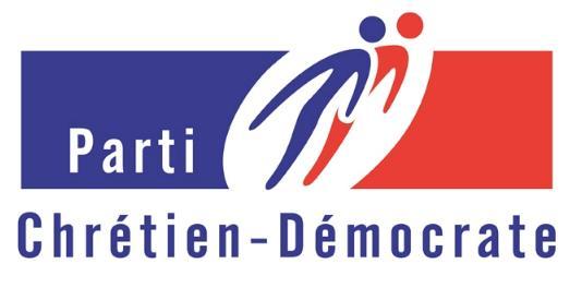 Parti chrétien démocrate, parti de Christine Boutin