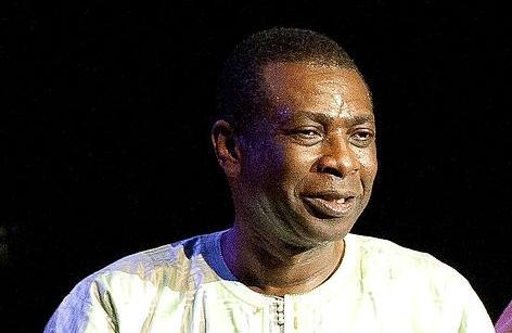 Youssou N'Dour, candidat à la présidentielle du Sénégal