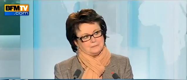 Boutin s'associe à Maedame Le Pen