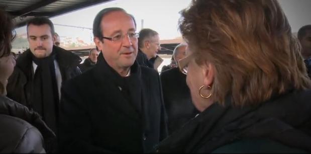 Hollande compte réformer la Justice française