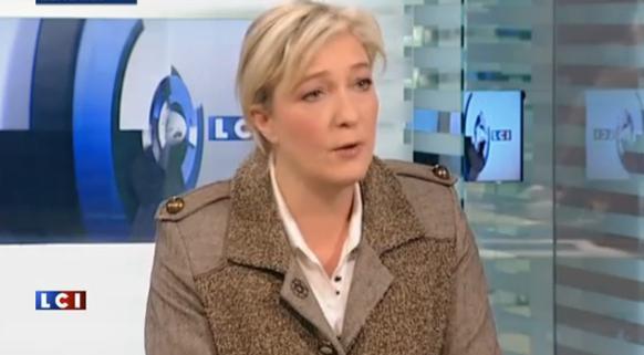 Le Pen en course pour les parrainages
