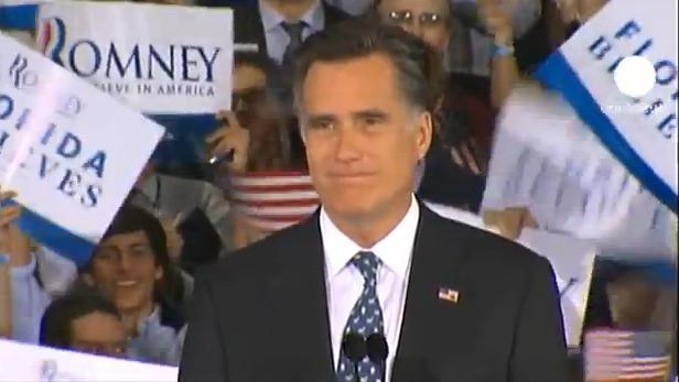 Romney gagne la primaire de Floride