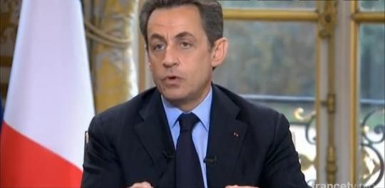 Le bon sens selon Sarkozy