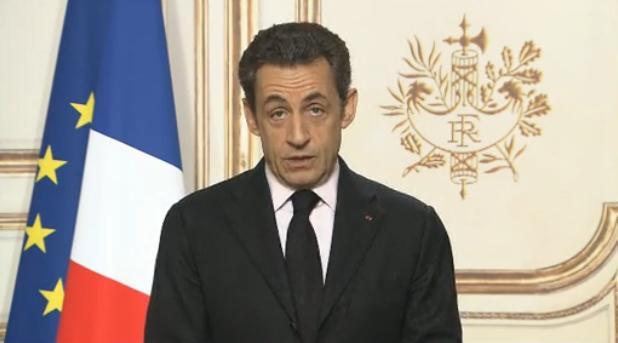 Sarkozy se prononce contre l'anonymat des parrainages