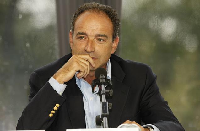 Copé voit Sarkozy gagnant de l'élection 2012