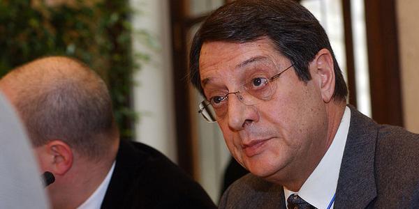 Nicos Anastasiades, Président de Chypre