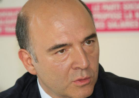 Pierre Moscovici, ministres des Finances de François Hollande - Crédits : Jyc1, via Flickr